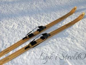 Лук из лыж своими руками