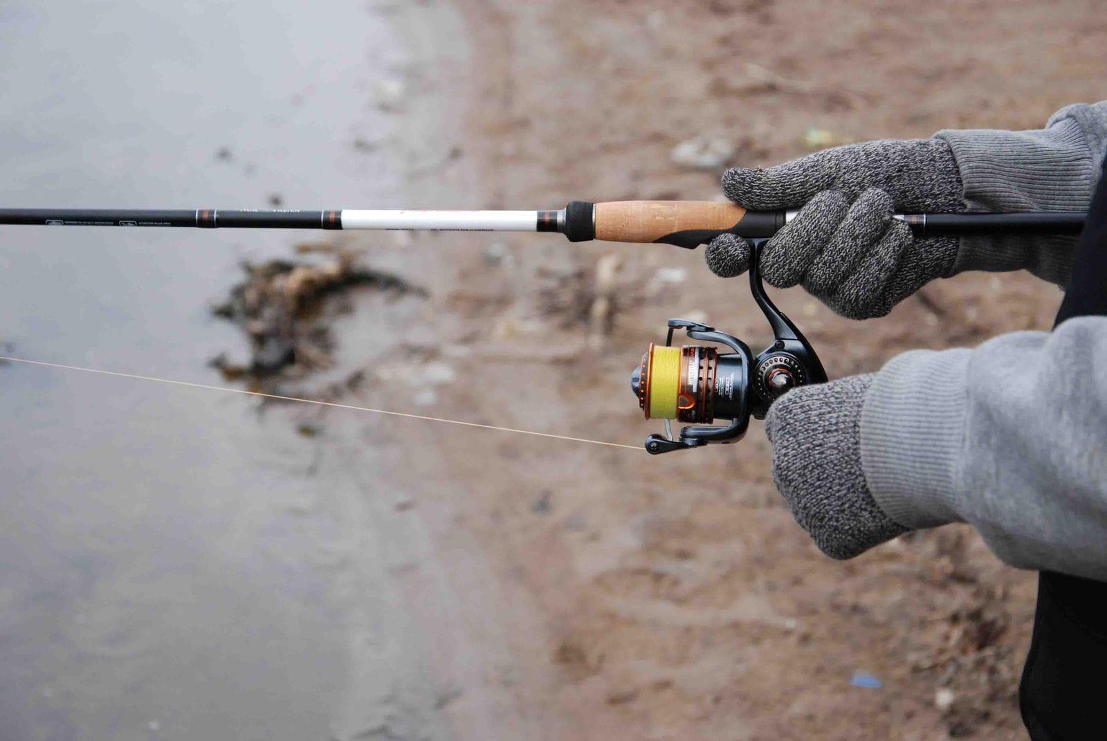 Ловля окуня на отводной поводок от азов к практике