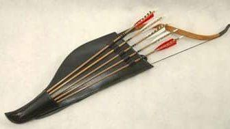 Древние стрелы и луки: размеры, скорость и траектория полета