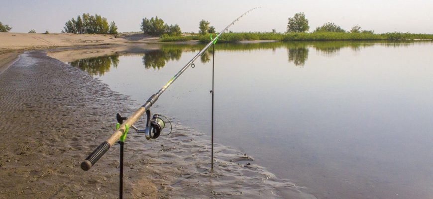 ловля рыбы на донку