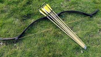 Монгольский лук - конструкция оружия и стрел в подробностях