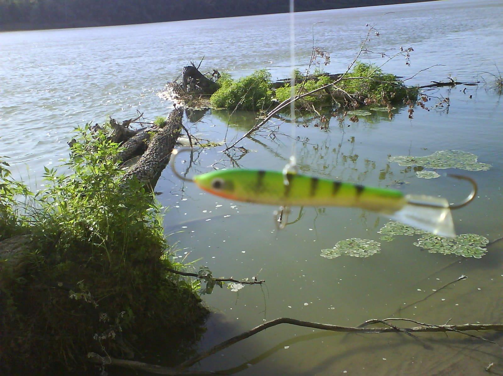 Что такое балансир для рыбалки