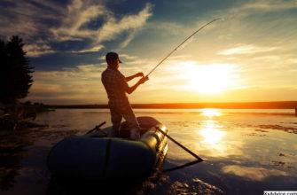 ловля щуки на живца с лодки