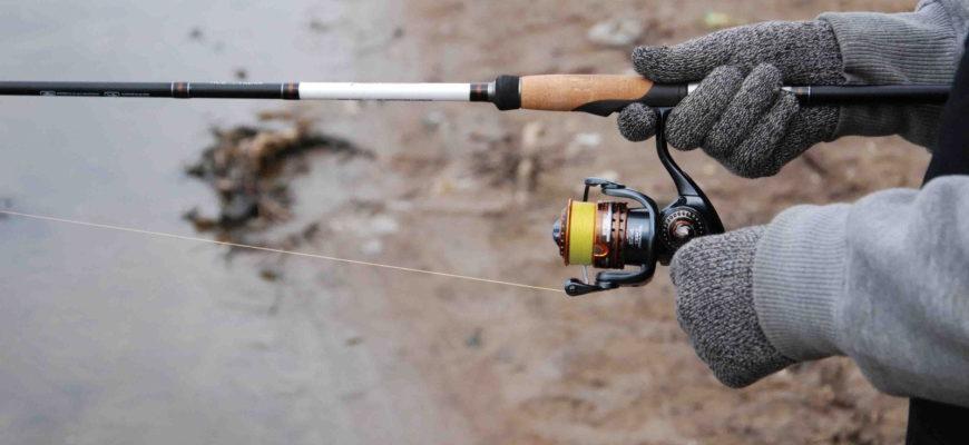 Ловля окуня на отводной поводок в реке, озере или на пруду