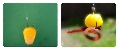 кукуруза насадка
