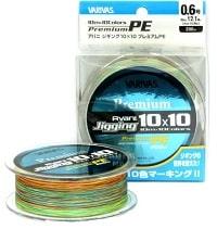Varivas Avani Jigging 10x10 Premium PE