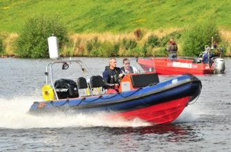 На каких лодках можно плавать без регистрации и прав