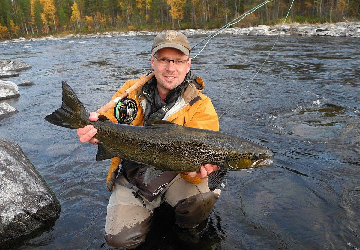 Карельская рыбалка