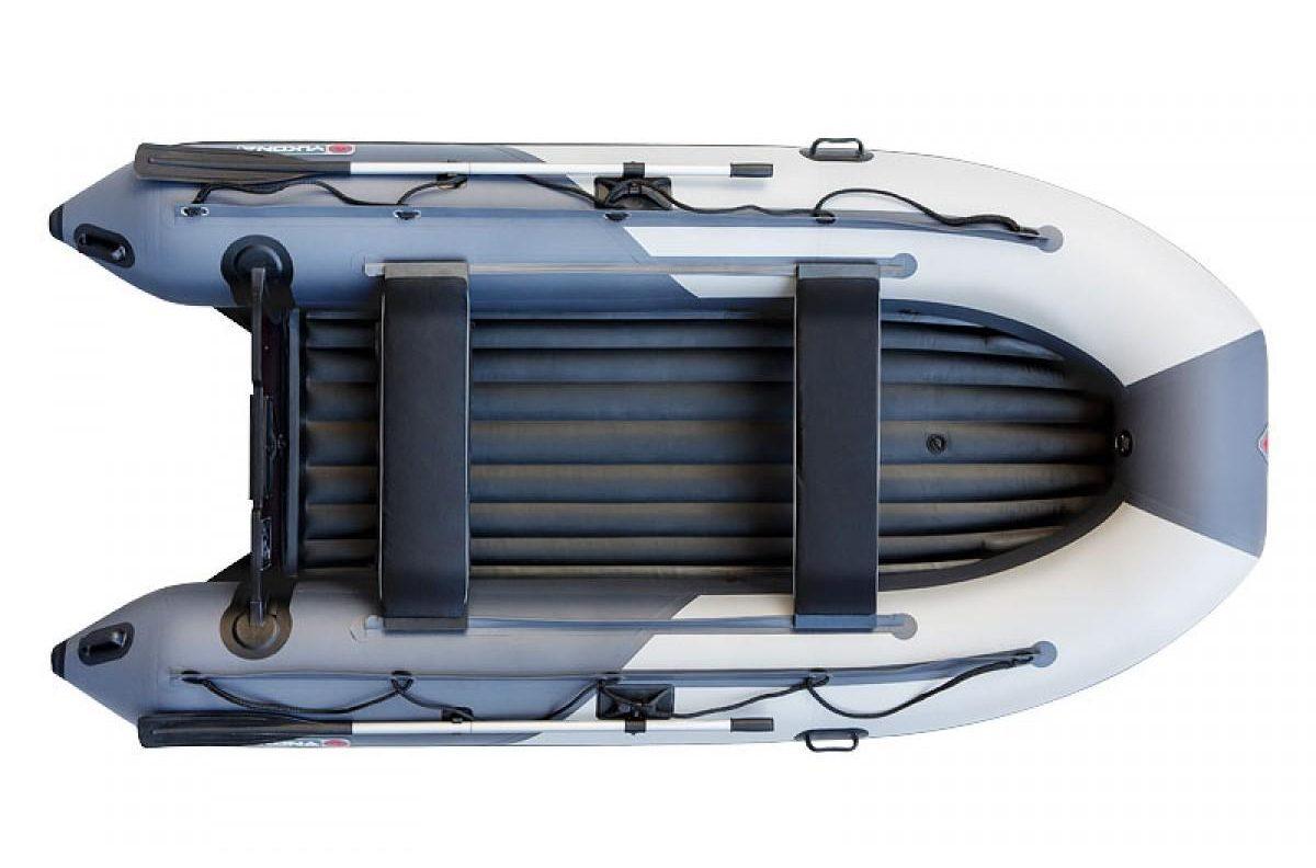 Лодка Yukona 350 НДНД