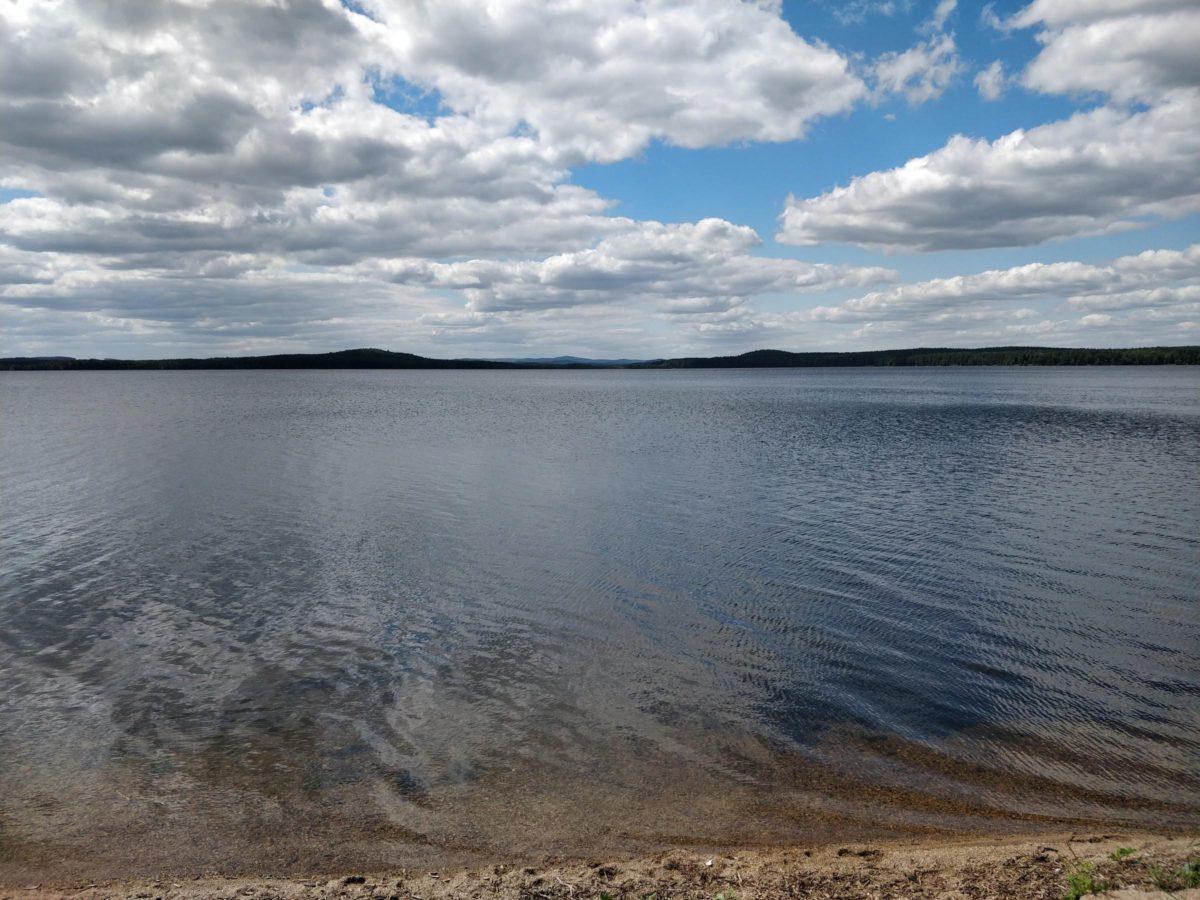 Озеро Алабуга Челябинская область