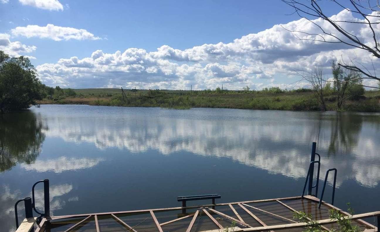 Чубовский пруд