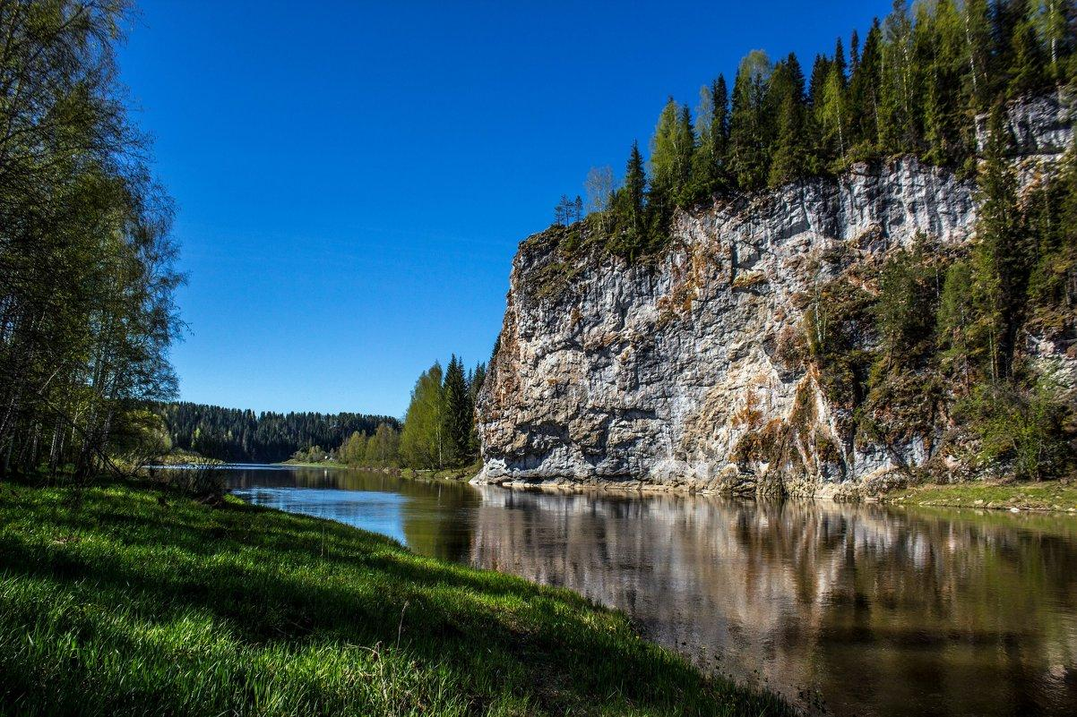 Чусовая река