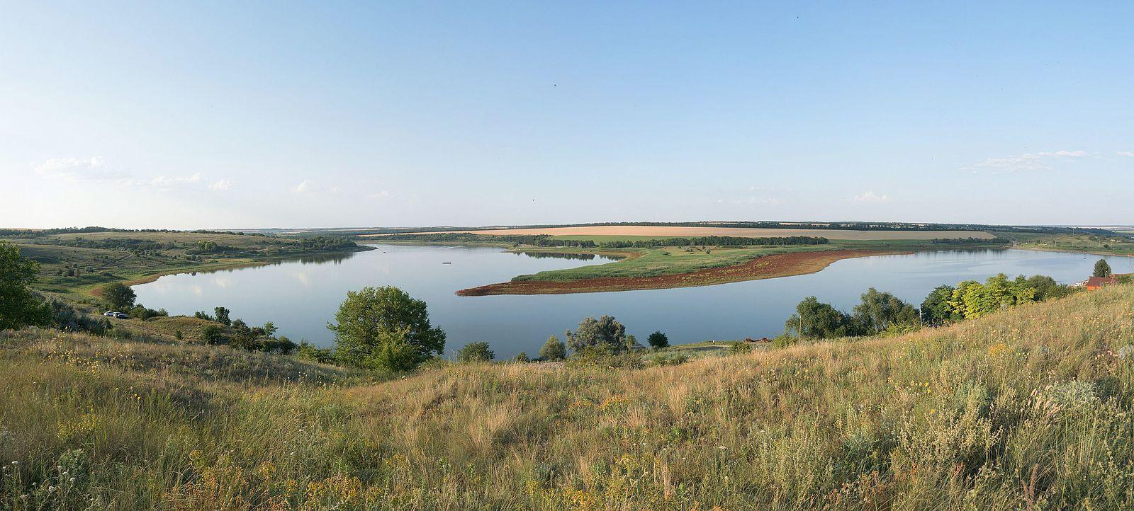 Дарьевский пруд