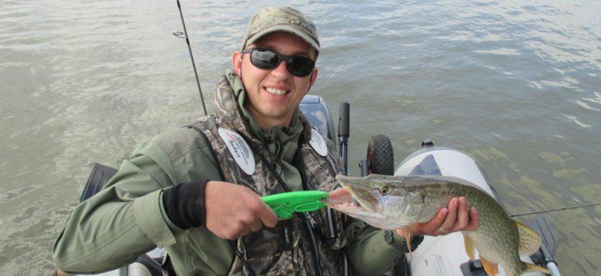 Где рыбачить в Барнауле