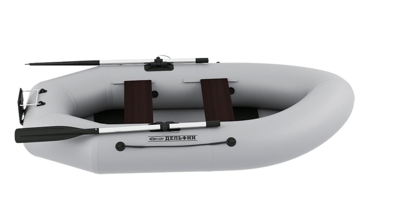 Лодка STREAM Дельфин-М