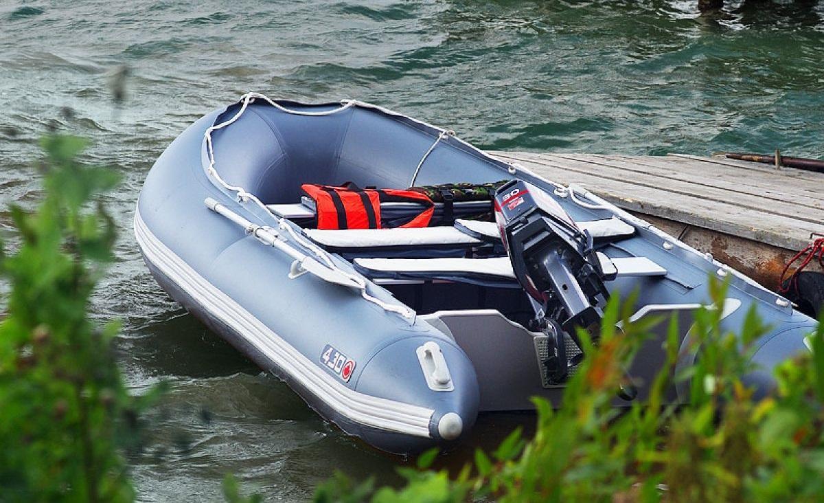 Лодка Yukona 380