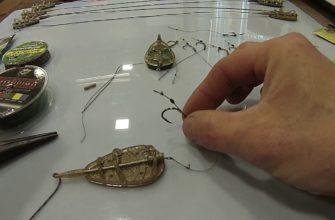 Ловля на метод флэт фидер