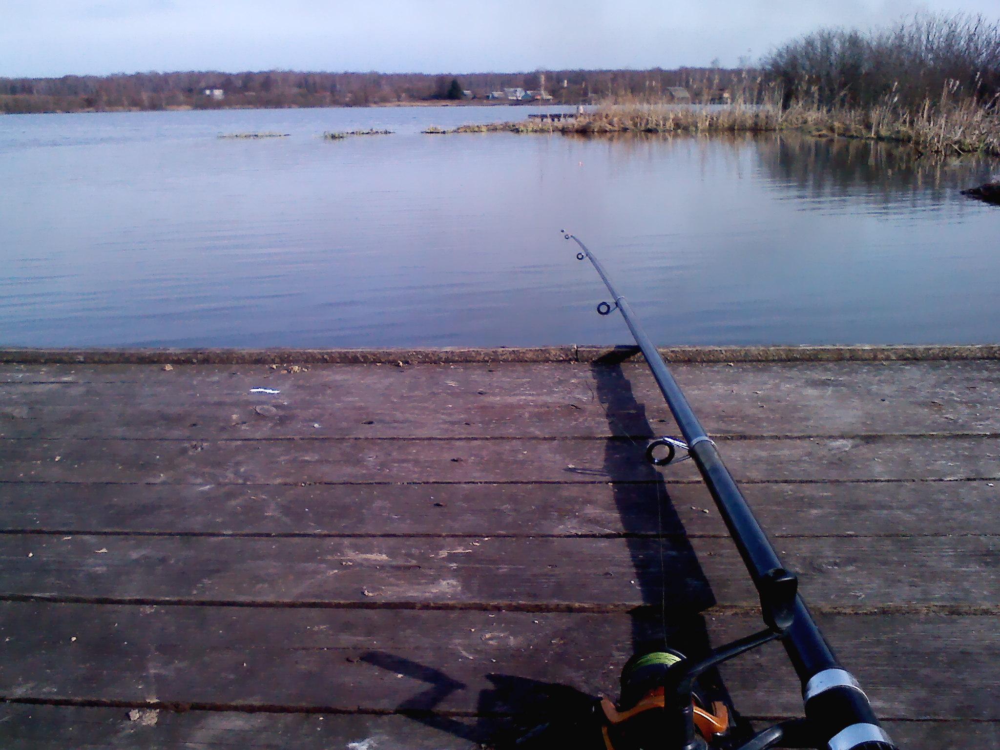 Особенности рыбалки в Подмосковье