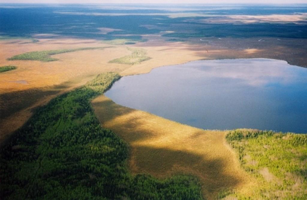 Озеро Адово
