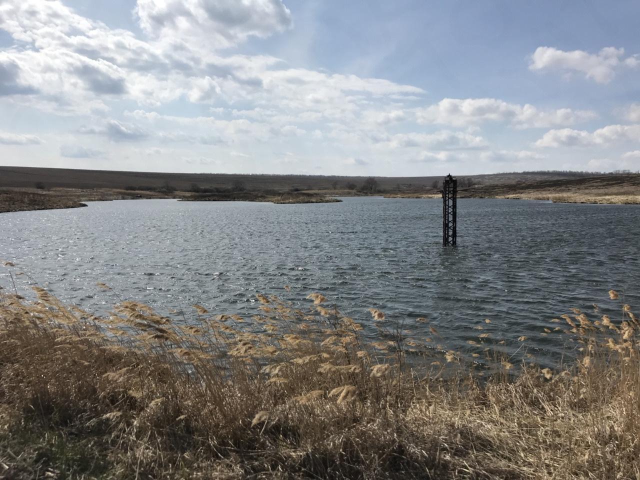 Озеро Хилково