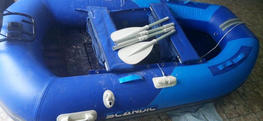 Регистрация лодок пвх и подвесных моторов