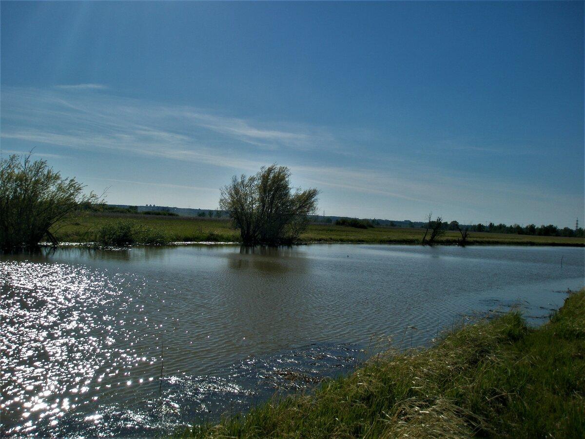 Река Талая