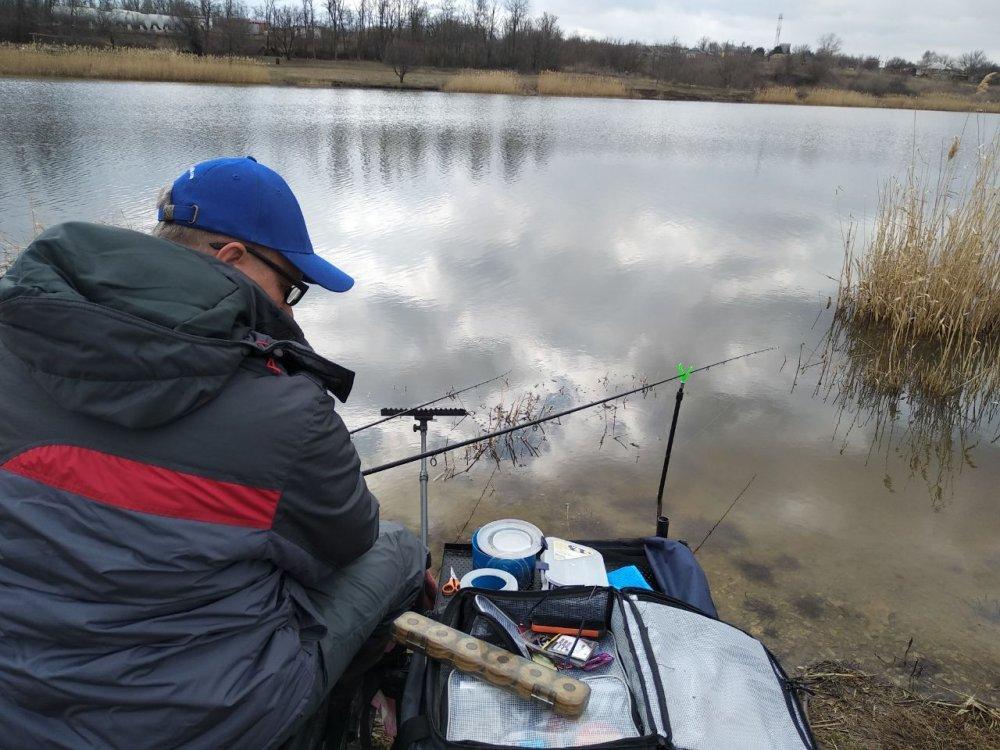 Рыбалка в Ростове и Ростовской области осенью