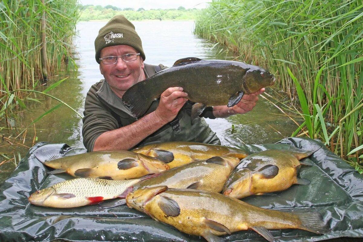 Рыбалка в Самаре
