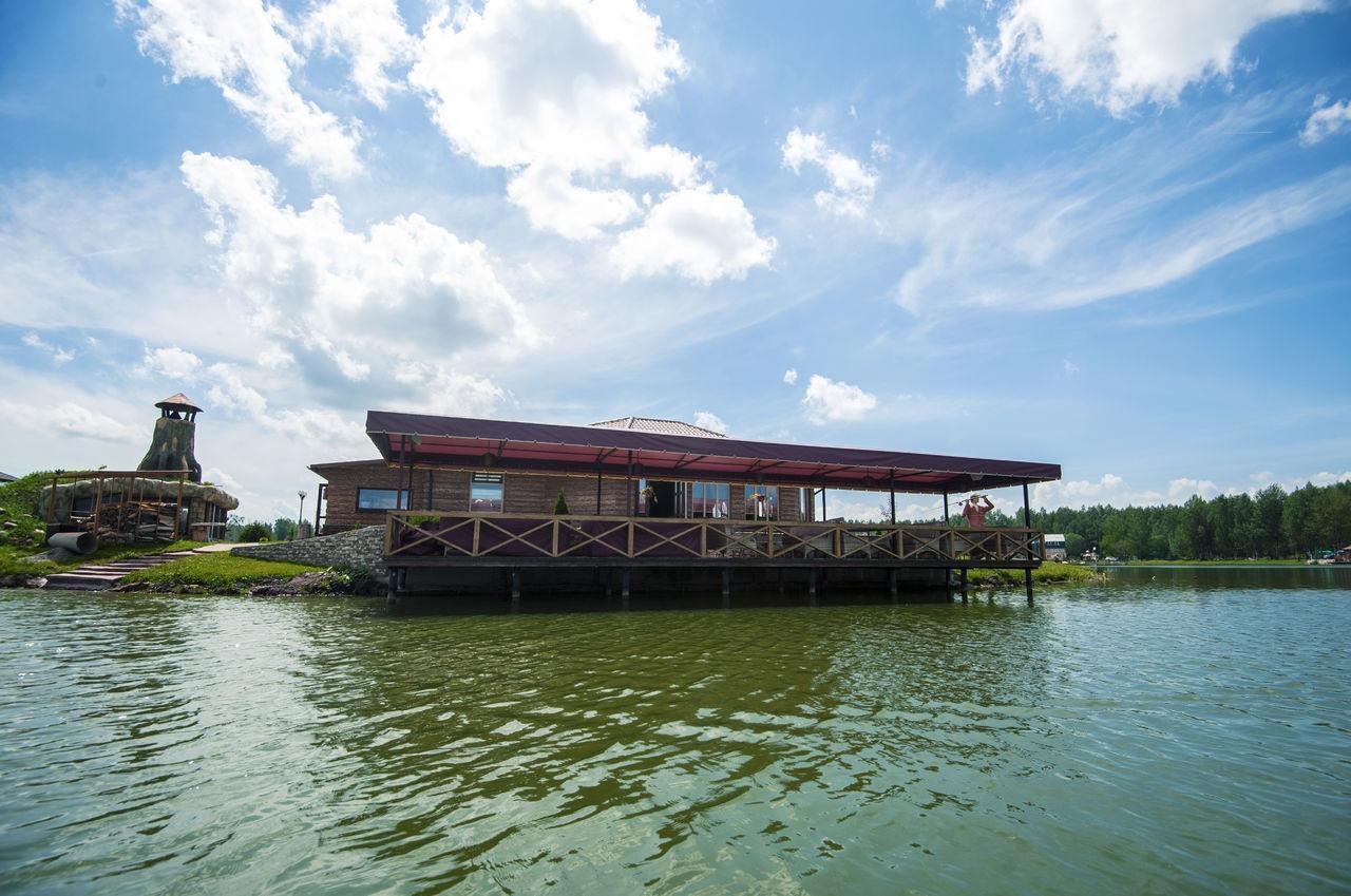 Рыболовная база «Ихтиолог»