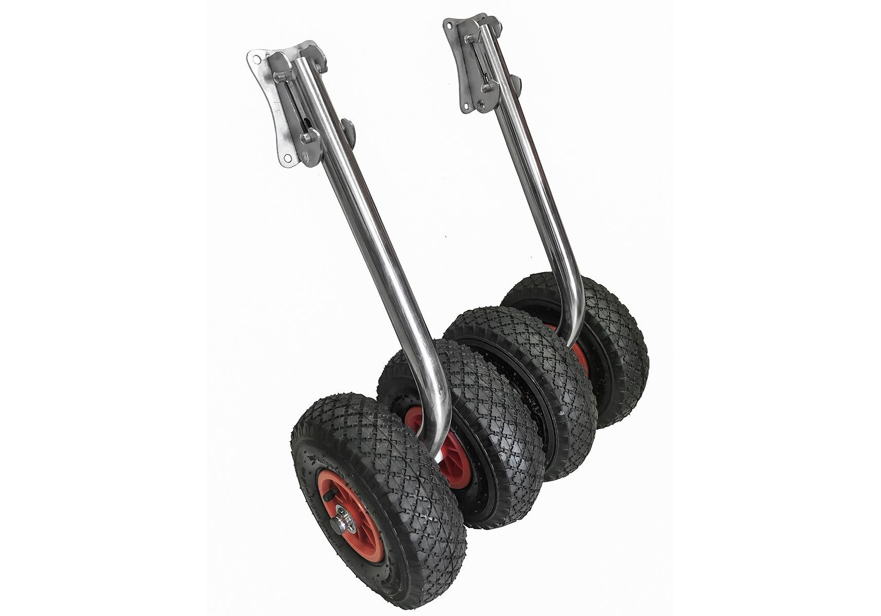 Транцевые колеса (быстросъемные)